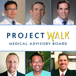 Project Walk Medical Advisory Board