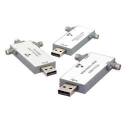 USB Controlled RF Amplifiers, Attenuators and PIN Diode Switches Up to 40 GHz from Pasternack