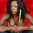Jazz Flutist Althea Rene will dazzle fans with her funky grooves