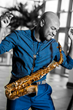 Saxophonist Marcus Anderson will perform as part of the Seabreeze Jazz Project show