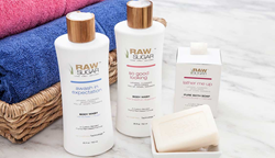 Raw Sugar Pure Bath Soaps and Body Washes