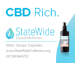 StateWide Dosed Medicines - CBD Rich