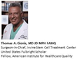 """The Stem Cell Show"": Premiering on TalkRadio 790 KABC - Sundays @ 4pm, Hosted by Dr. Thomas A. Gionis, Surgeon-in-Chief, of the Irvine Stem Cell Treatment Center"