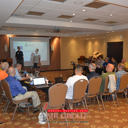 Sir Grout Annual Meeting 2015