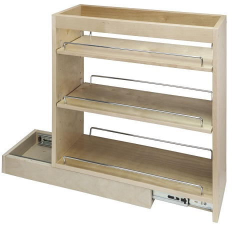 15 inch base cabinet hardware resources bpo10 base cabinet pull out