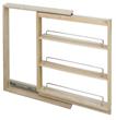 Hardware Resources BFPO6 - base cabinet filler pullout