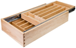 Nested Cutlery Drawer for 15 Inch Base Cabinet