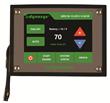 Dynasys in-cab controller, Dynasys thermostat, Dynasys SL controller