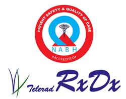 Telerad RxDx NABH accreditation