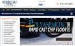 SURFKOAT™ Announces New Polyaspartic Garage Floor Coating Products