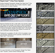 New Polyaspartic Concrete Garage Floor Coating Products Now Available!