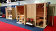 Helo Commercial Introduces Fonda Sauna Heater and Sauna and Steam Continuing Education Program at IHRSA
