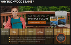 Rockwood Wood Stain Colors