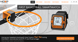 Hoop Tracker Basketball Training