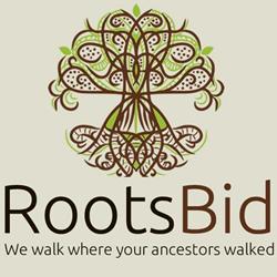 family history website