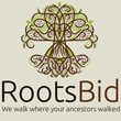 RootsBid Crowdsources Family History Research with Updated Website