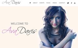 Ava Davis Pop Music Artist