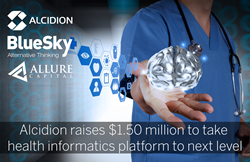 Alcidion raises $1.5 million to take health informatics platform to next level