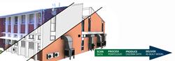 3D laser scanning & BIM modelling