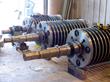"36"" Hammermill Rotors"
