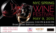 New York Wine Events to Present Its Inaugural NYC Spring Wine Festival...