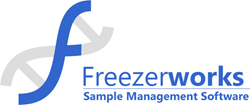 Dataworks Development Inc has created a new logo for their Freezerworks Sample Management Software
