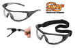 Introducing New Bifocal Safety Eyewear with Swap® MAG