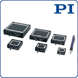 PI-Hera: Largest Family of Piezo Stage Scanners with 10X Greater Positioning Area