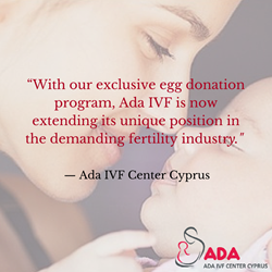 Ada IVF Center Cyprus Egg Donation