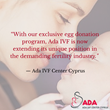 Top Fertility Clinic in Cyprus Answers Key Questions on Egg Donation...