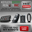 Save Up To 80% On Factory OEM Keyless Entry Remotes