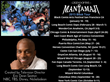 TV Director Eric Dean Seaton Extends Book Tour for Hit Multicultural Graphic Novel Series 'Legend of the Mantamaji'