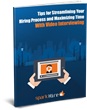 "Spark Hire's New Whitepaper ""Tips for Streamlining Your Hiring Process..."
