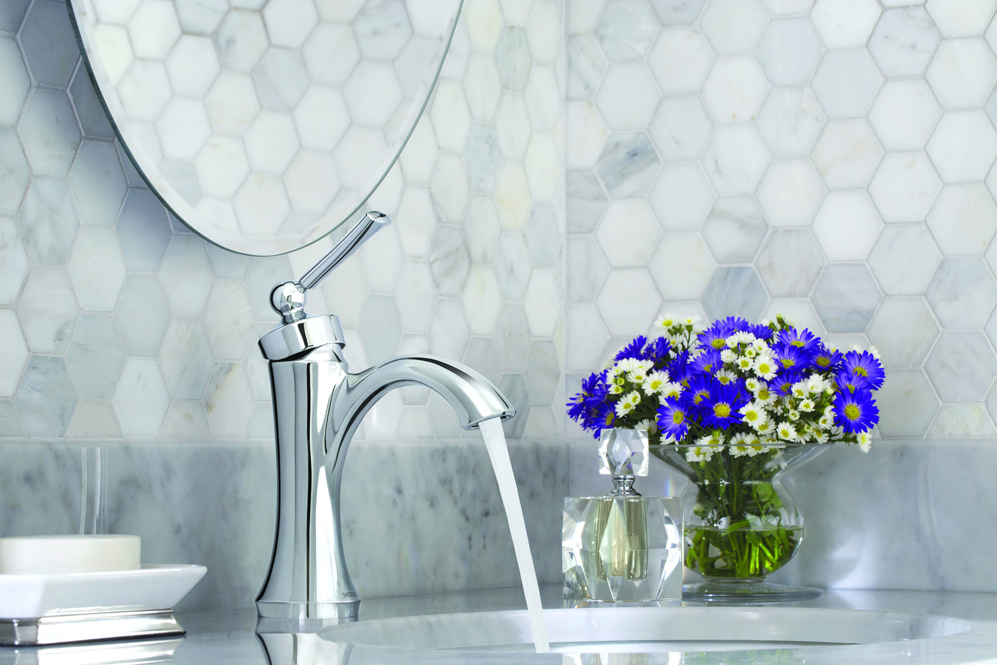 The New Moen® Wynford™ Collection Adds Exceptional Beauty To The ...