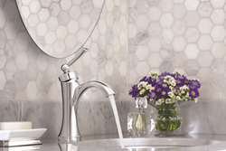 The New Moen® Wynford Collection Adds Exceptional Beauty To The Bathroom