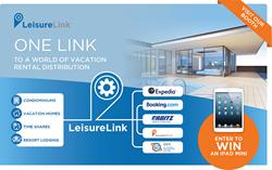 LeisureLink Showcases Vacation Rental Technology