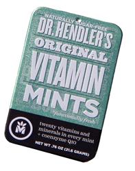 Dr. Hendler's Original Vitamin Mints