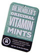 What Do Mints, a World Renowned UCSD Biochemist, Vitamins and a Zany...