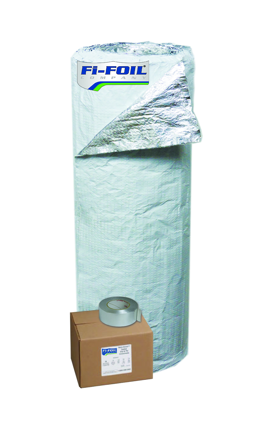 Fi foil company inc introduces new thermal barrier for Alternatives to spray foam insulation