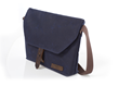 The Vitesse with flap—navy blue