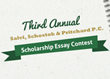 Chicago Law Firm of Salvi, Schostok & Pritchard P.C. to Award $5,000 in Third Annual Scholarship Essay Contest Focused on Distracted Driving