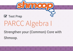 Shmoop PARCC Test Prep