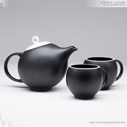 EVA tea set by Maia Ming Fong