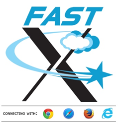 FastX displays Linux using standard browsers