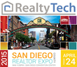 RealtyTech Inc. is a Major Exhibitor at the San Diego Association of Realtors® (SDAR) Expo 2015