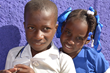 Haitian Students Supported by Hope for Haiti