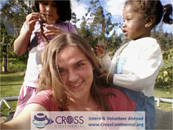 High School Volunteer Abroad Helping Children at an HIV Orphanage in Ecuador