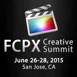 Three days of cutting-edge, video editing training on the latest FCPX