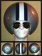 Wreckin' Ball Helmet for Football Fans