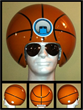 Wreckin' Ball Helmet for Basketball Fans
